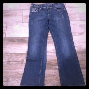 LA Idol Size 11 Jeans